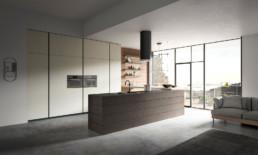 Rendering Cucina modello 1 by Vettoretti
