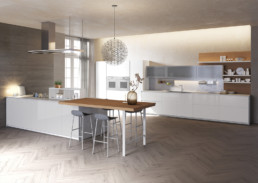 Rendering Cucina modello 3 by Vettoretti variante inquadratura