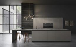 Rendering Cucina modello 8 by Vettoretti