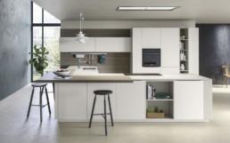 Rendering Cucina modello 9 by Vettoretti