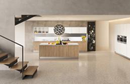 Rendering cucina modello 1 by Atra Cucine