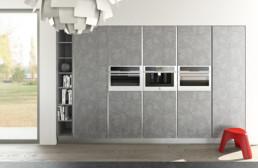 Rendering cucina modello 2 variante inquadratura 2 by Atra Cucine