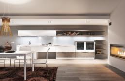 Rendering cucina modello 5 by Atra Cucine